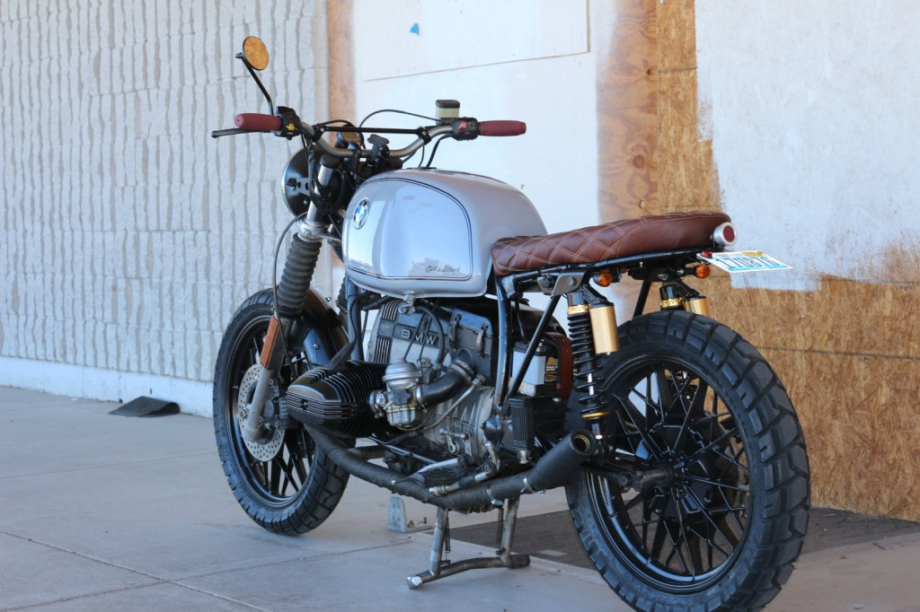 1983 bmw r80 scrambler cafe racer for sale. Black Bedroom Furniture Sets. Home Design Ideas