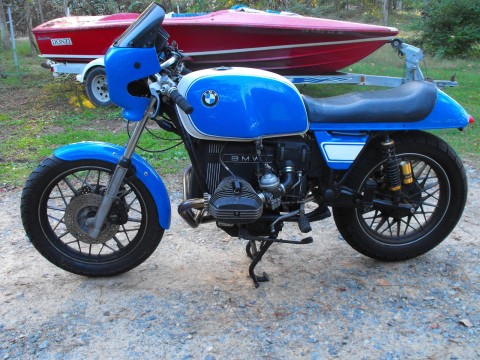 1983 BMW R/80RT CAFE RACER for sale