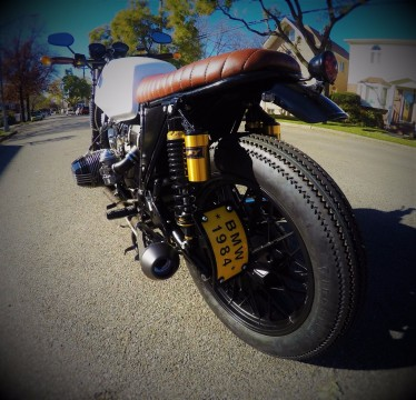 1984 BMW R 65 Airhead CAFE Racer for sale