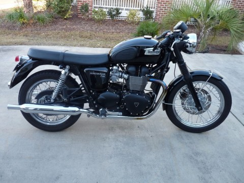 2013 Triumph Bonneville T100 Cafe Racer Conversion for sale