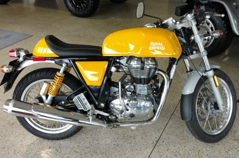 2015 Royal Enfield Continental GT CAFE RACER for sale