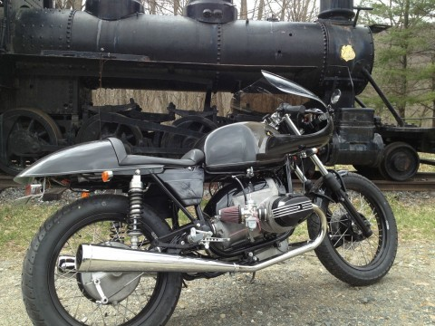 1974 BMW R90/6 Motorcycle Classics Rebuild Cafe Racer for sale