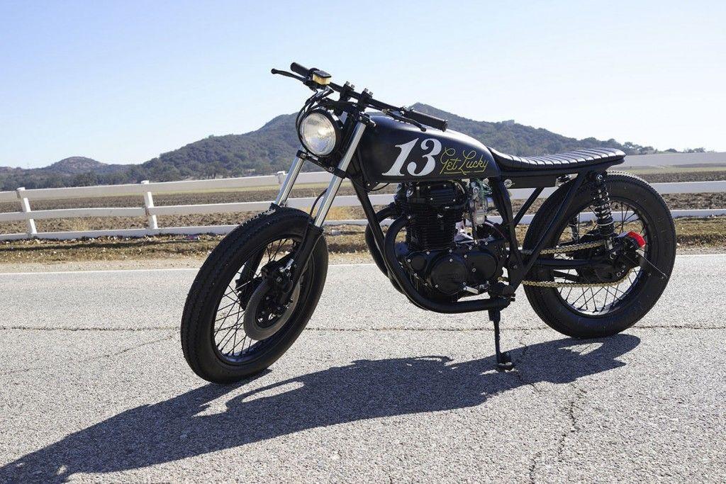 1975 Honda CB360 Custom Cafe Racer For Sale