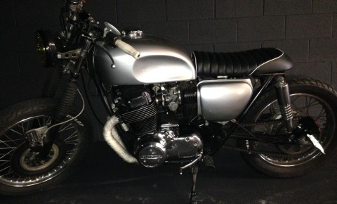1975 Honda CB750 Cafe Racer for sale