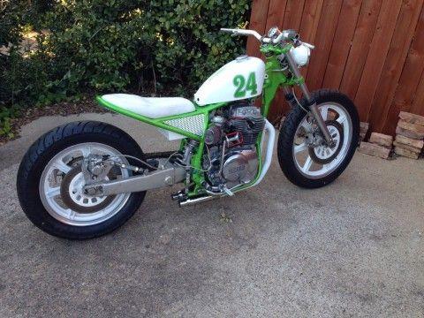 1978 Custom XS 400 Cafe racer for sale
