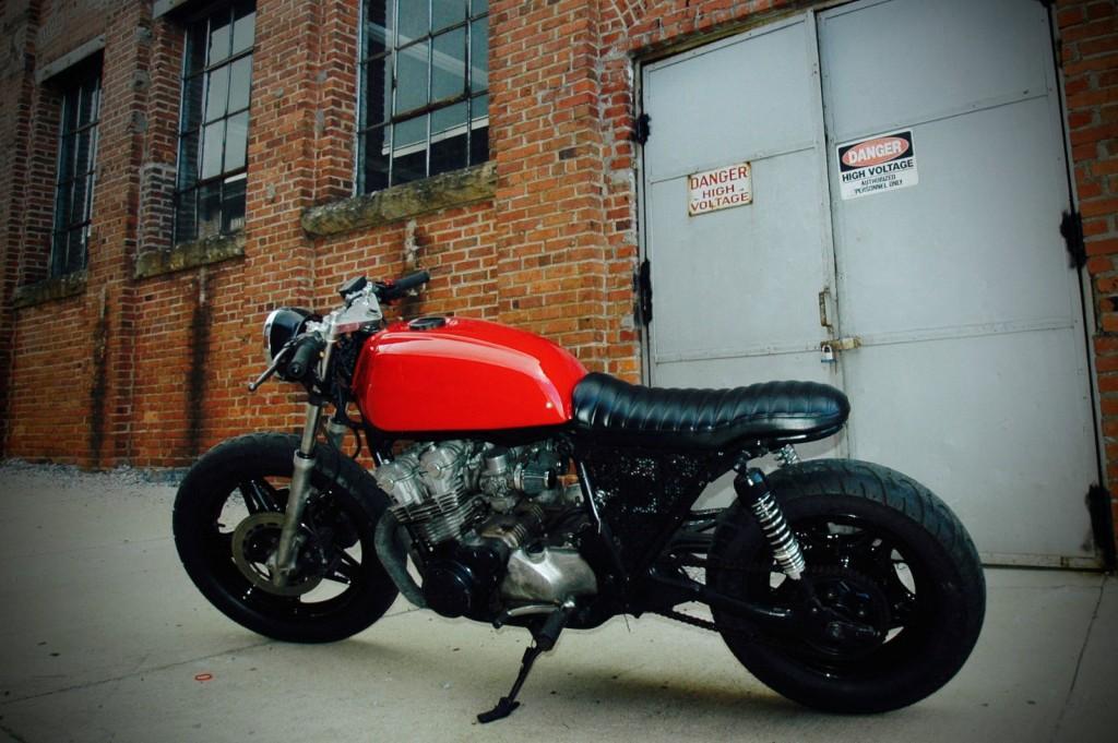 1981 Honda CB750 Custom Cafe Racer
