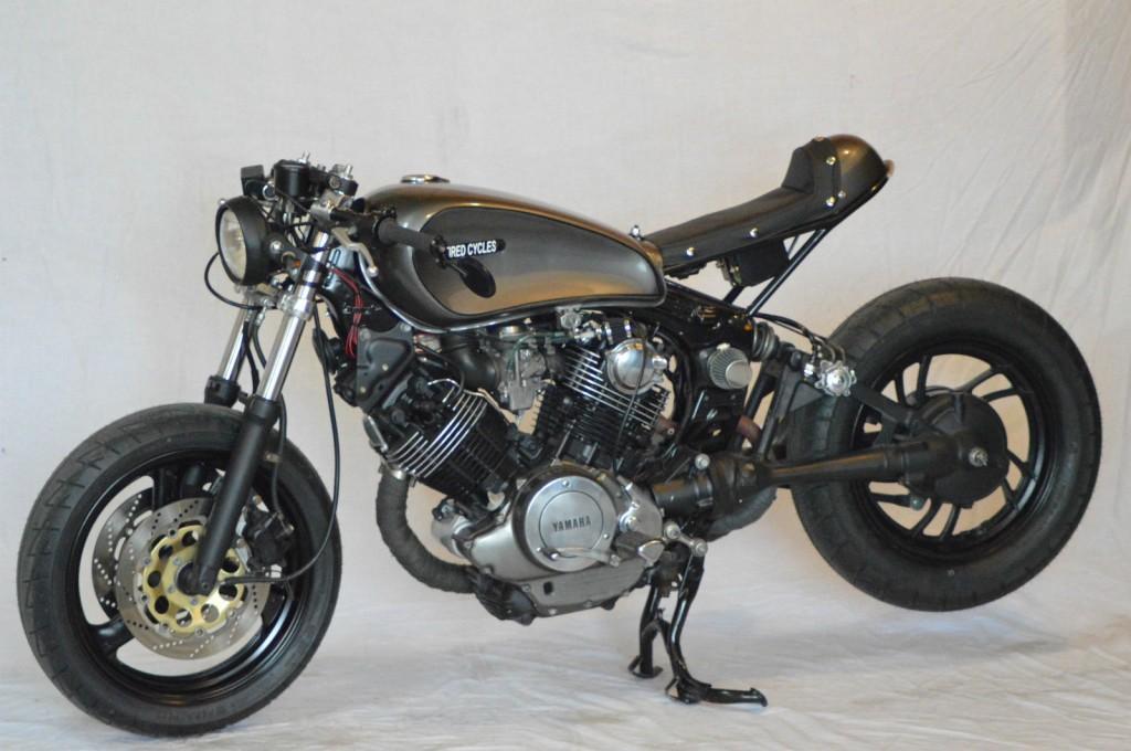 1982 yamaha virago xv750 vintage cafe racer street fighter for sale. Black Bedroom Furniture Sets. Home Design Ideas