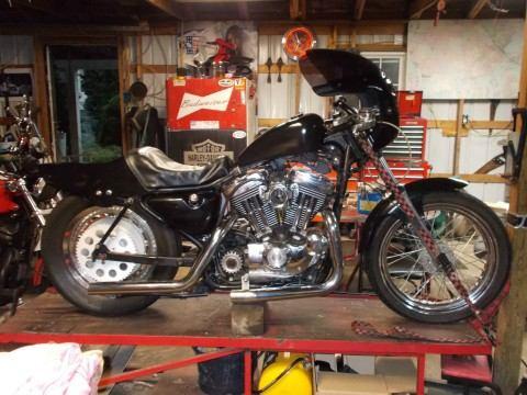 2002 Harley Davidson Sportster/Cafe racer for sale