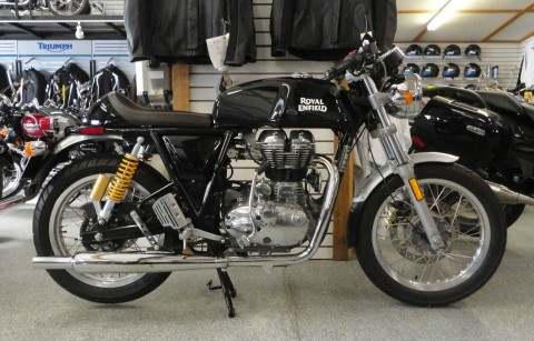 2015 Royal Enfield Continental GT EFI Cafe Racer for sale