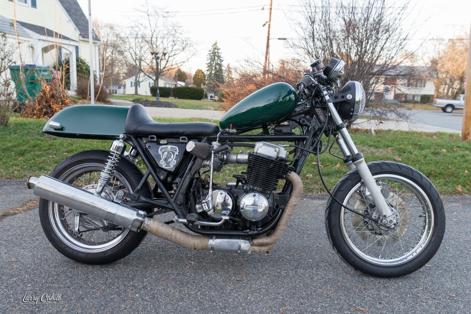 Cafe Racer 1977 Honda Cb750k For Sale