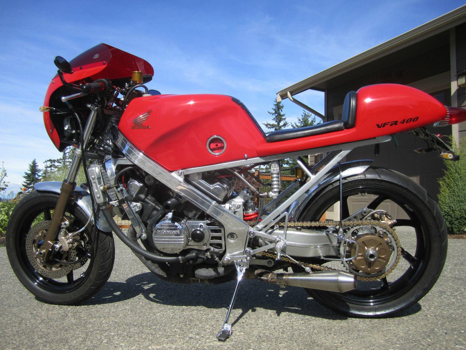 Honda VFR400R/NC24 1987 Cafe Racer for sale