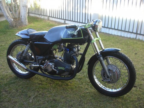 1970 Norton Commando Cafe Racer for sale