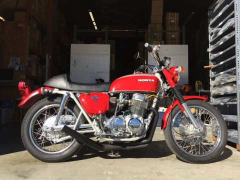 1974 Honda CB750 Cafe Racer for sale