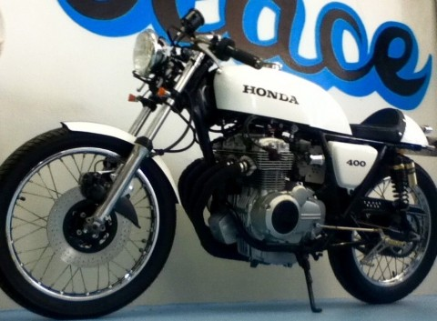 1977 Honda CB400f Cafe Racer for sale