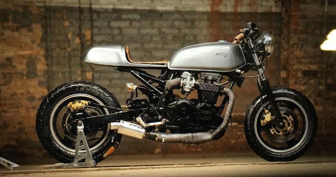 1980 Honda CB650 Custom Cafe Racer for sale