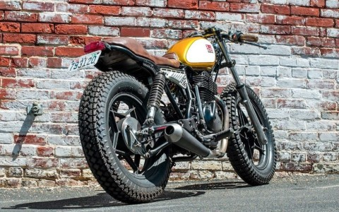1980 Suzuki GN400 Cafe Racer for sale