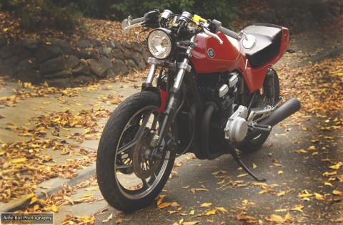 1983 Suzuki GS1100E Cafe Racer Conversion for sale