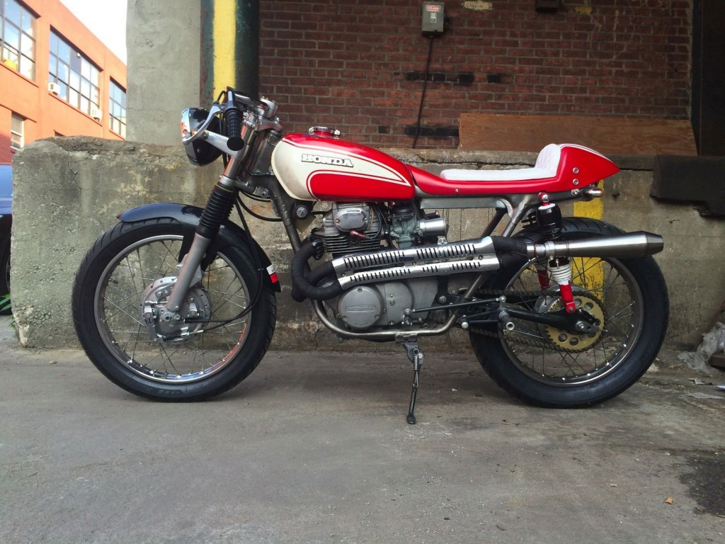 Honda Cl 350 Wire Wiring Diagram 1970 Cb350 1972 Cb Cafe Racer For Sale Cl350 On Craigslist Tires
