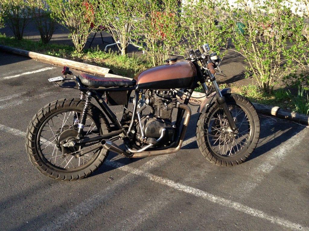 Honda Cb Vintage Cafe Racer For Sale X