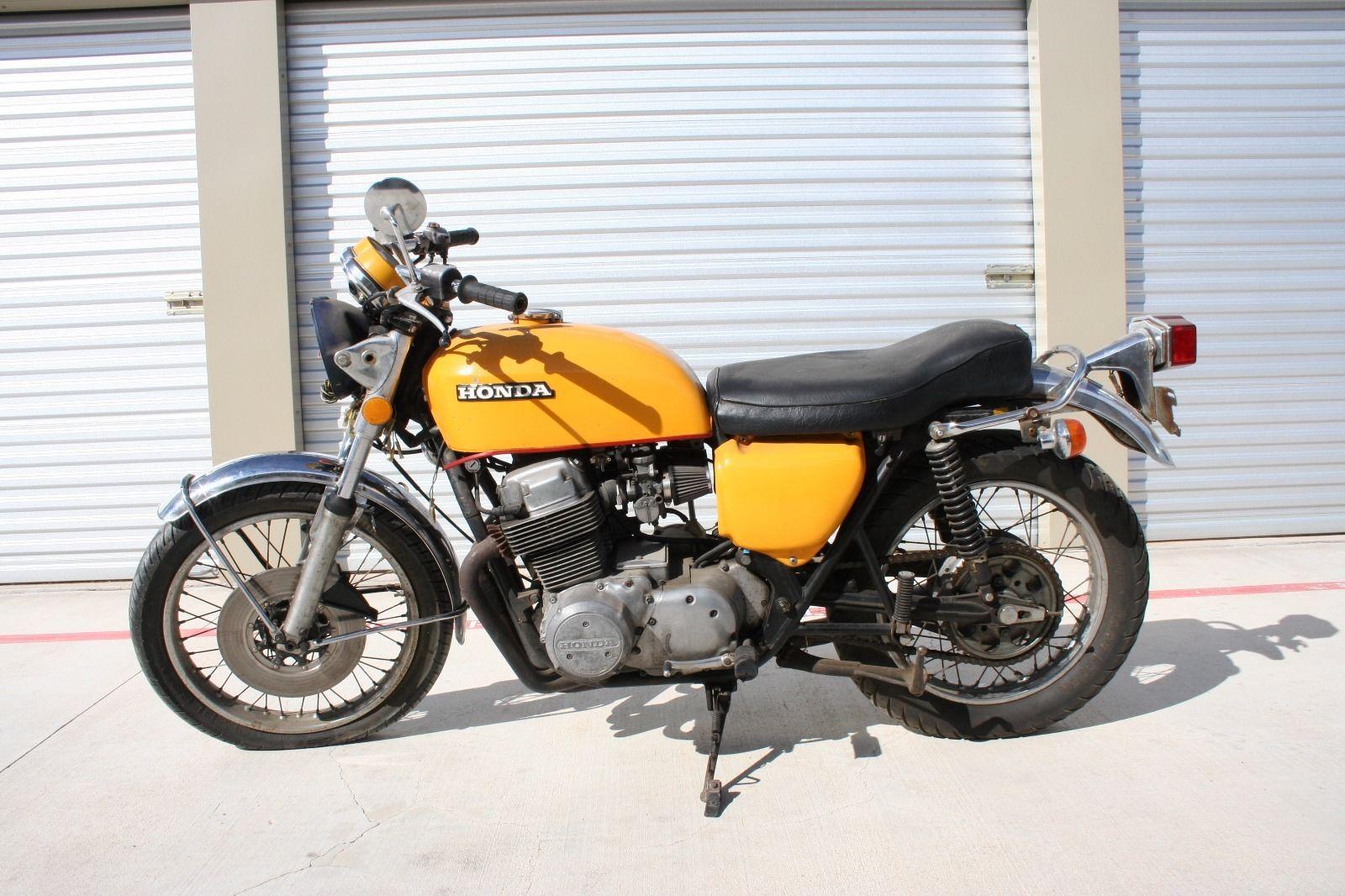 1975 Honda Cb750 Cafe Racer Conversion For Sale