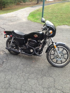 1977 Harley Davidson Cafe Racer XLCR 1000 for sale