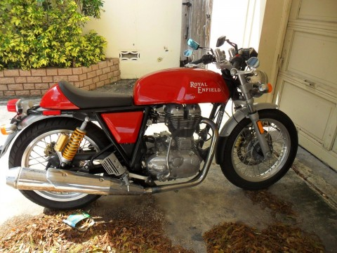 2014 Royal Enfield 535 cafe racer for sale