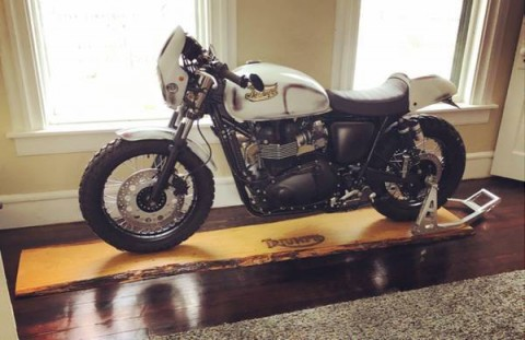 2014 Triumph Bonneville Thruxton 900 Cafe Racer for sale