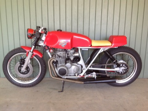 1973 Honda CB 350F Cafe Racer 4 Cylinder for sale