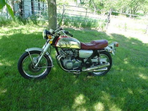 1973 Honda CB350F Cafe Racer for sale
