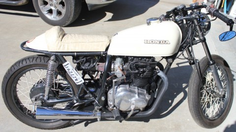 1974 Honda CB360 Cafe Racer for sale