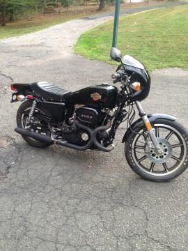 1977 Harley Davidson Cafe Racer XLCR 1000 for sale