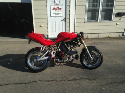 1998 Ducati 900 CR Supersport Cafe Racer for sale