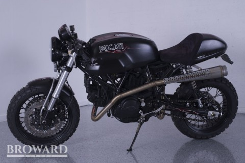 2007 Ducati Sport Classic 1000 Cafe Racer for sale