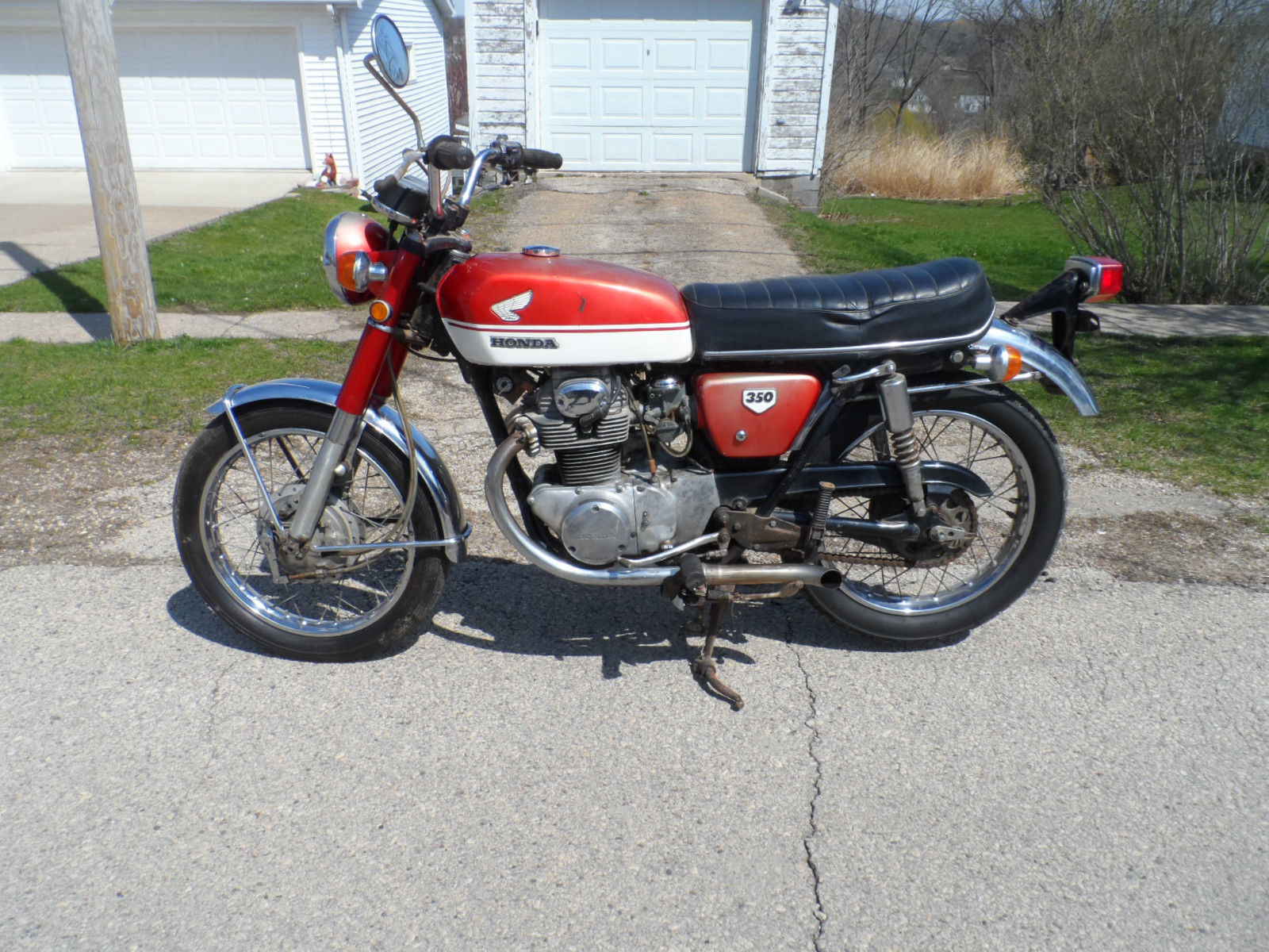 1970 Honda CB350 Cafe Racer for sale