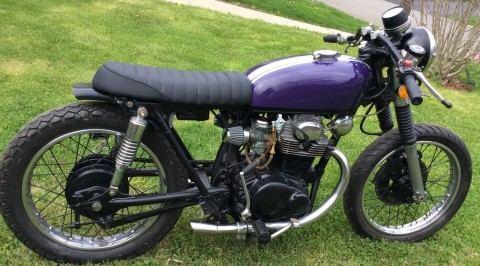 1973 Honda CB 350 Cafe Racer Custom for sale