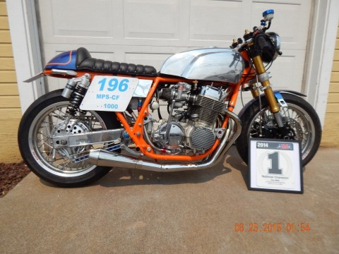 1974 Honda CB750 Cafe Racer, Custom Bobber for sale