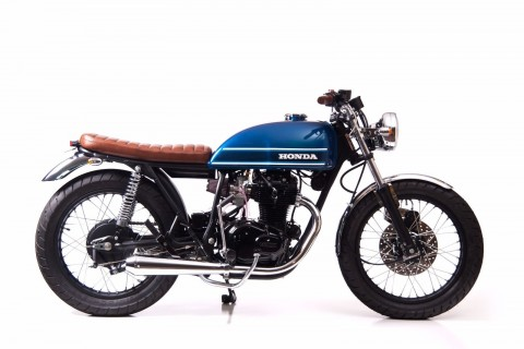 1976 Honda CB360T Cafe Racer for sale