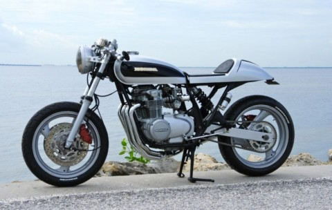 1976 Honda CB550F Cafe Racer for sale