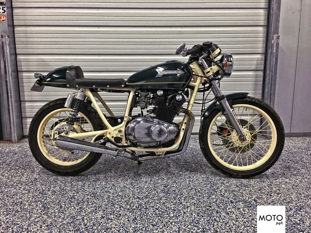 1982 Suzuki Gs450 Cafe Racer For Sale