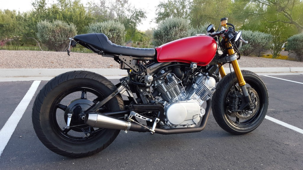 Xs Cafe Racer For Sale