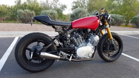 1982 Yamaha Virago XV920 Cafe Racer for sale