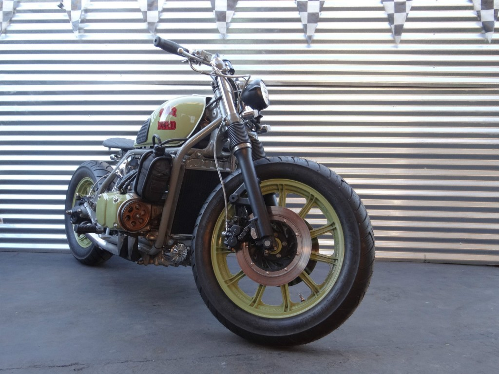 1983 Honda Goldwing Gl1100 Cafe Racer Bobber For Sale