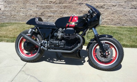 1986 Moto Guzzi Le Mans 1000 Special Cafe Racer for sale