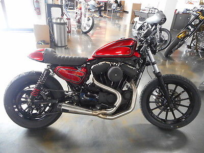2009 Harley-Davidson XL883N Sportster Iron 883 Cafe Racer for sale