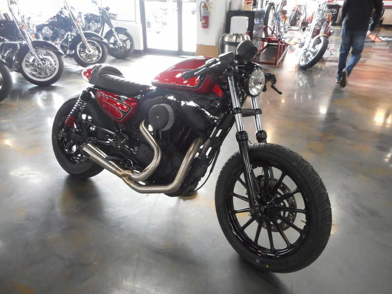 2009 Harley-Davidson XL883N Sportster Iron 883 Cafe Racer