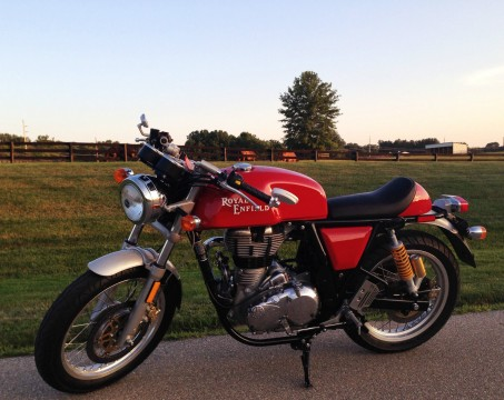 2014 Royal Enfield Continental GT 535 Cafe Racer for sale