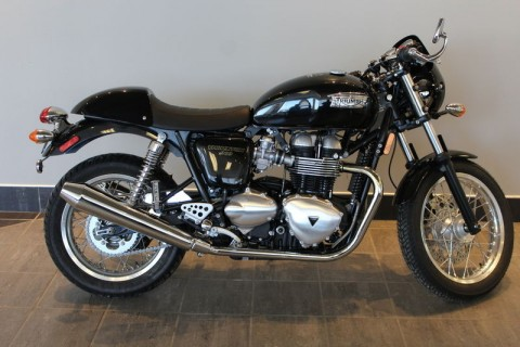 2015 Triumph Thruxton Cafe Racer for sale
