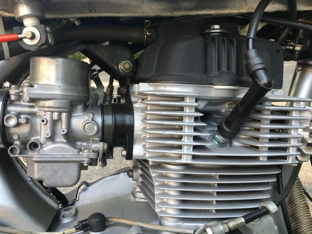 1978 Honda CB450T Cafe Racer