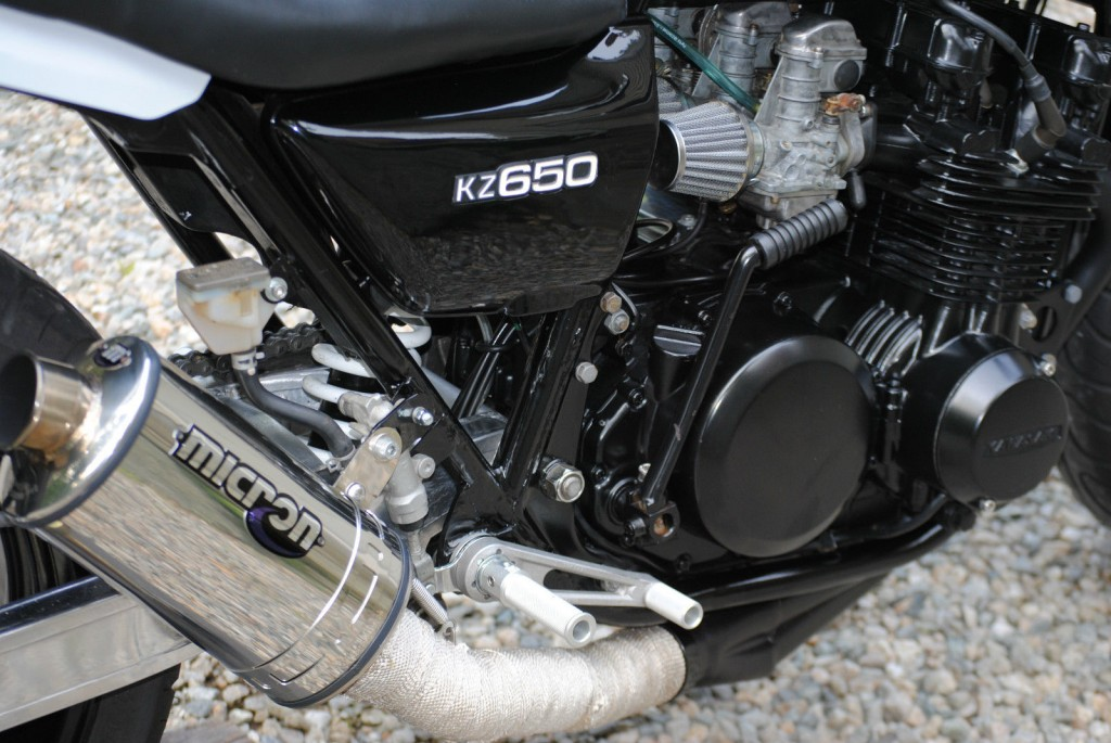 1978 Kawasaki KZ 650 Custom for sale
