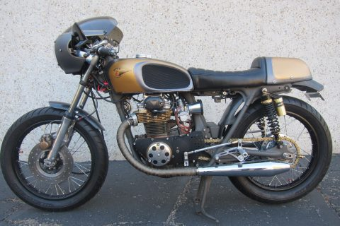 1973 Honda CB350 Super Sport Custom Cafe Racer for sale
